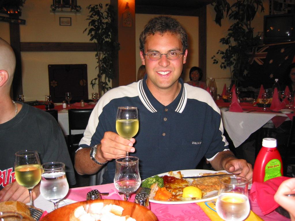 Manly, Schweizer Restaurant und Zoo