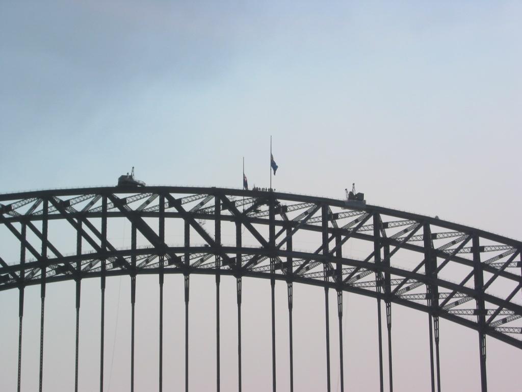 Australien steht unter Schock