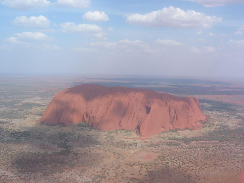 Von Alice Springs nach Adelaide