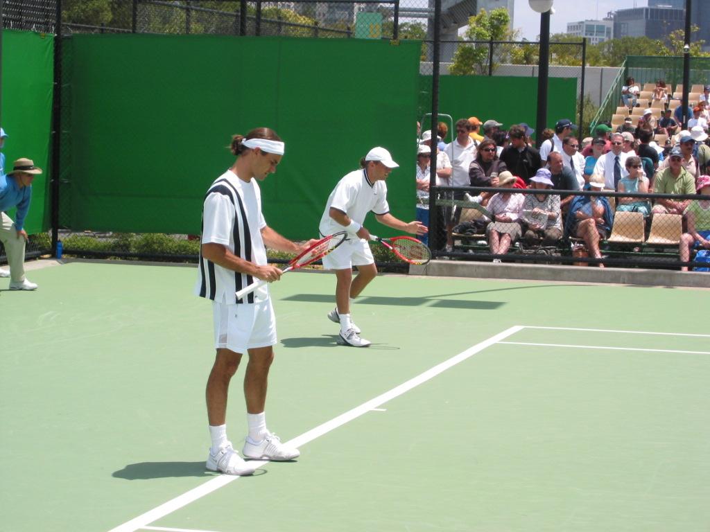 Tennis am Mittwoch