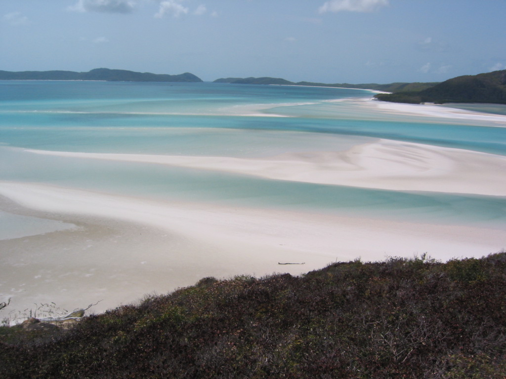 Great Barrier Reef und Whitsundays