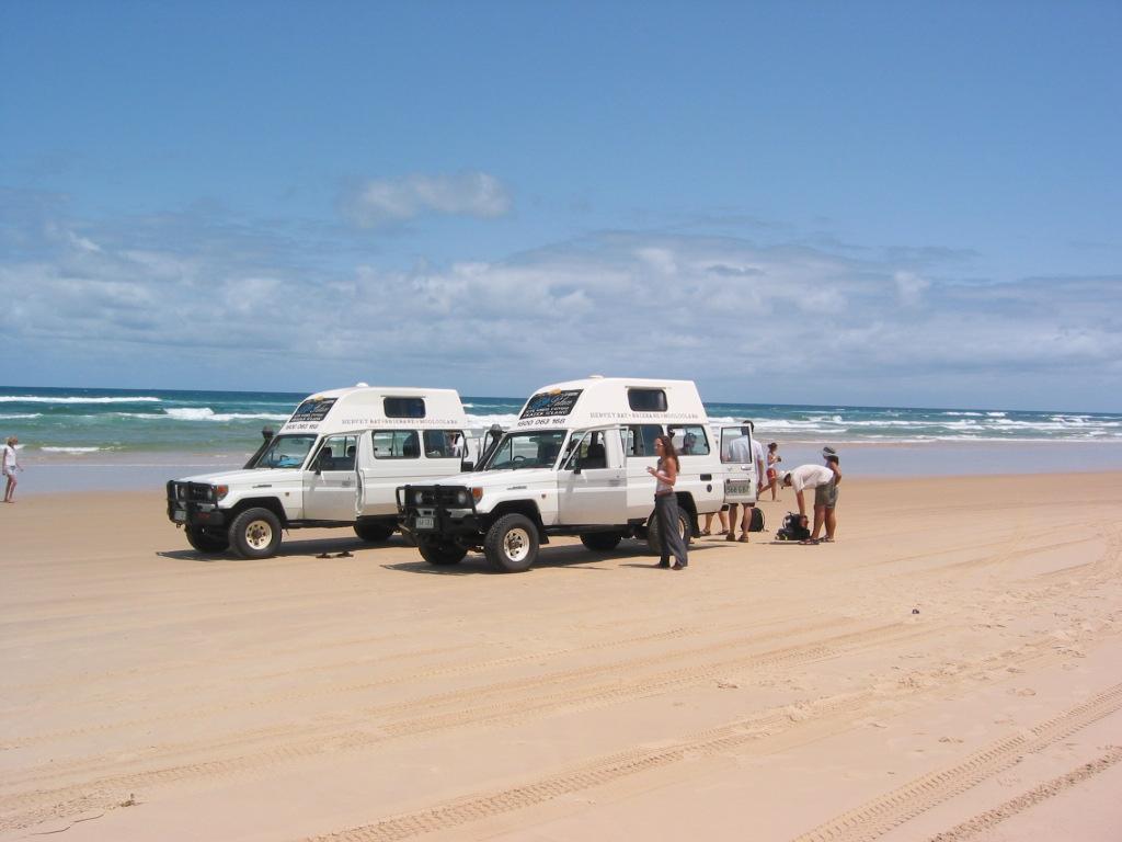 Fraser Island, Noosa