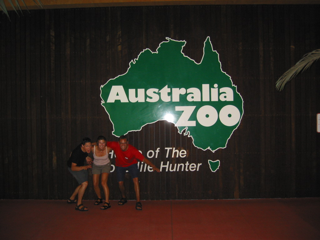 Australian Zoo und Delphine
