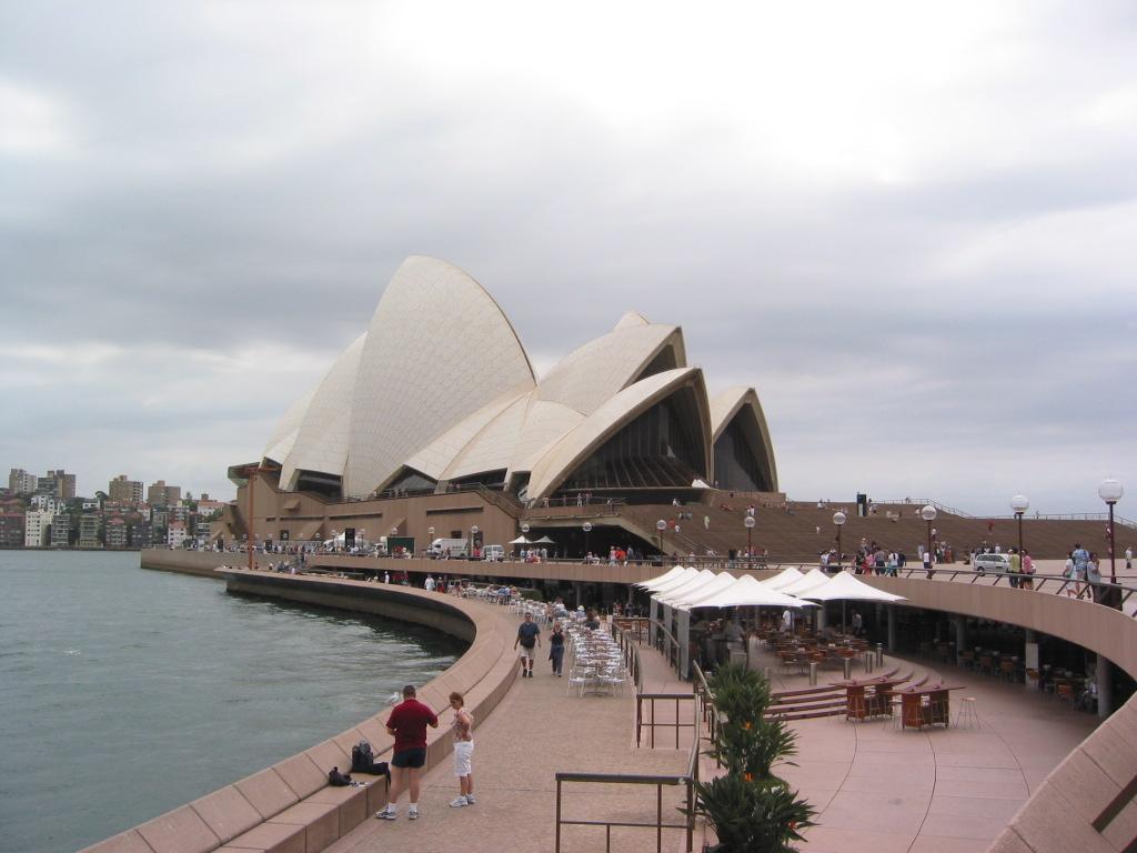 Goodbye Australia!