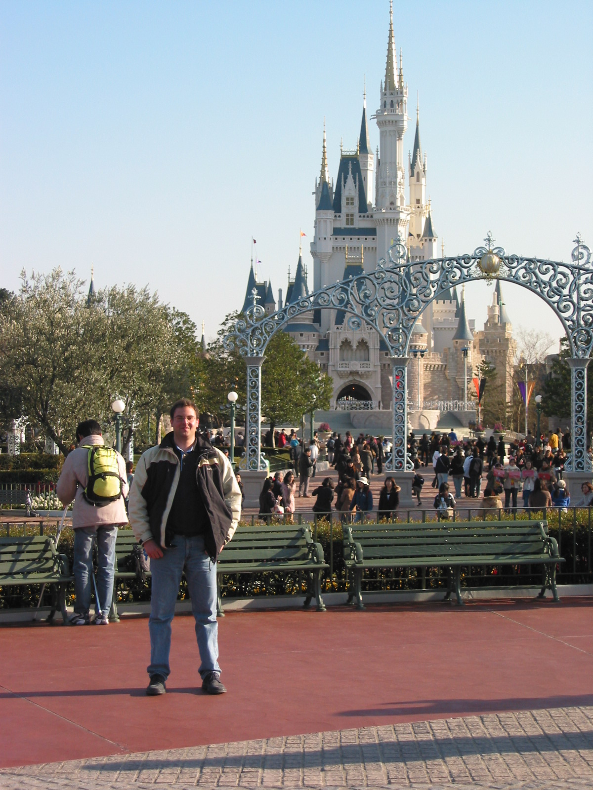 Disneyland, Einkaufstour und Roppongi