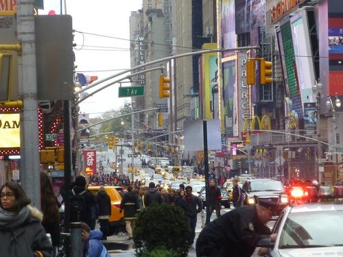 New York erwacht
