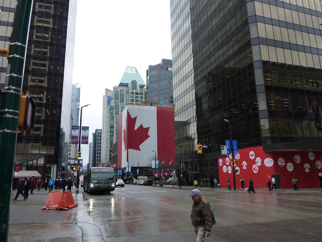 Der erste Tag in Vancouver – Update mit Fotos