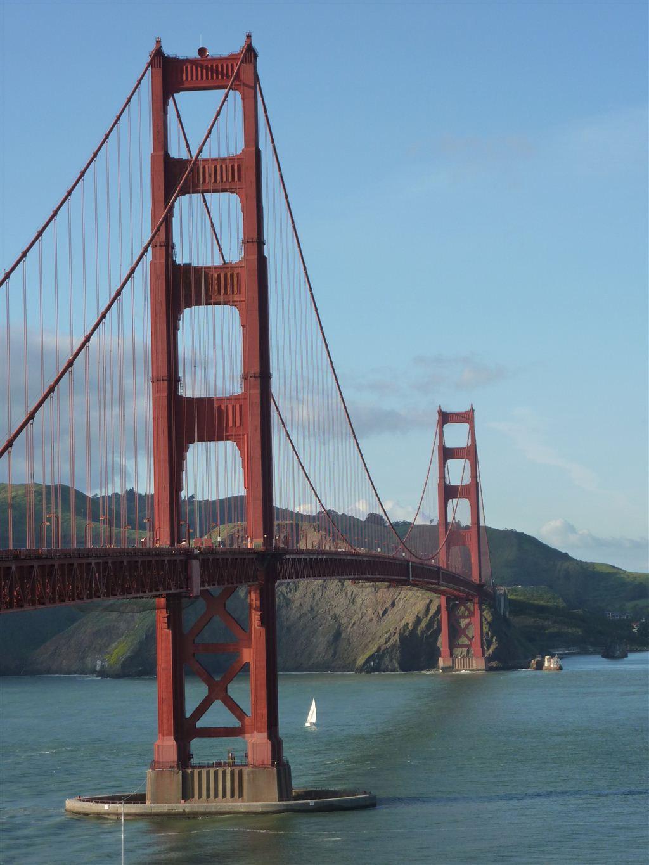 Alcatraz und die Golden Gate Bridge (mit Fotos)