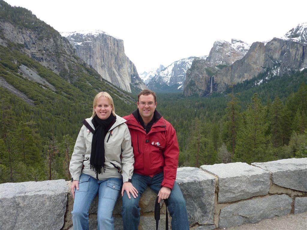 Der Yosemite National Park