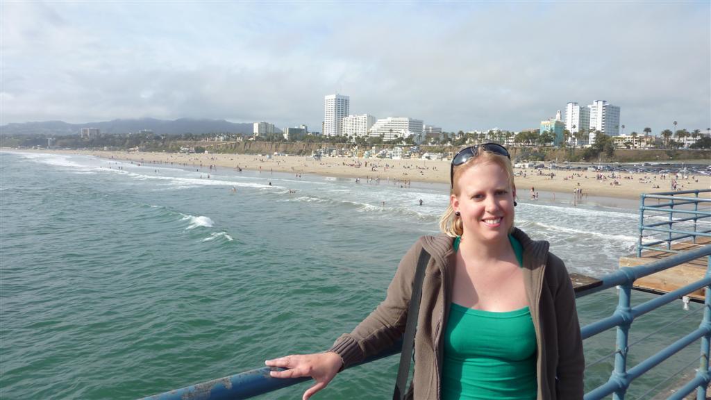 Shopping und Santa Monica