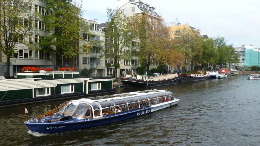City-Trip nach Amsterdam