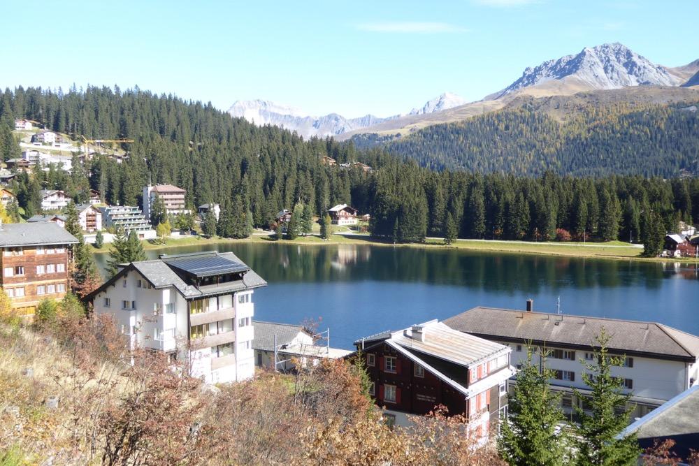 Spontane Ausflüge in der herbstlichen Schweiz