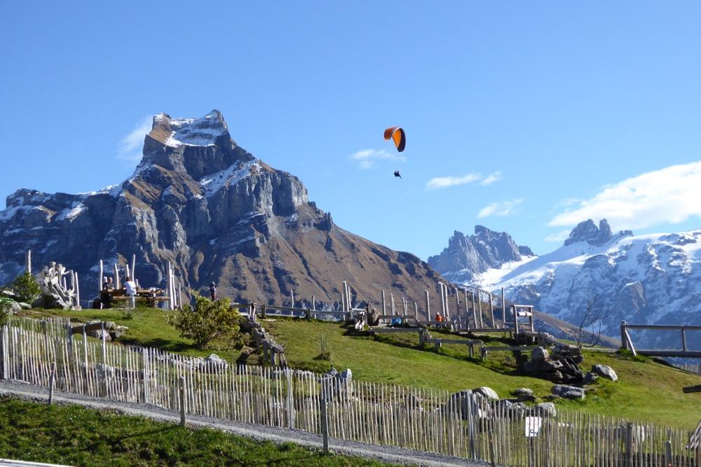 In der Zentralschweiz