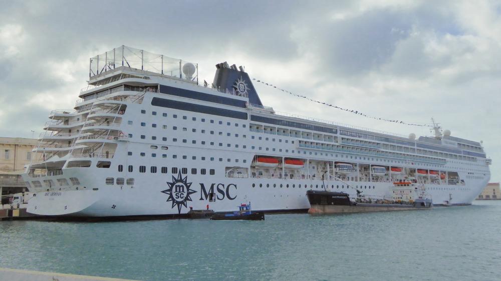 3-tägige Kreuzfahrt mit der MSC Armonia