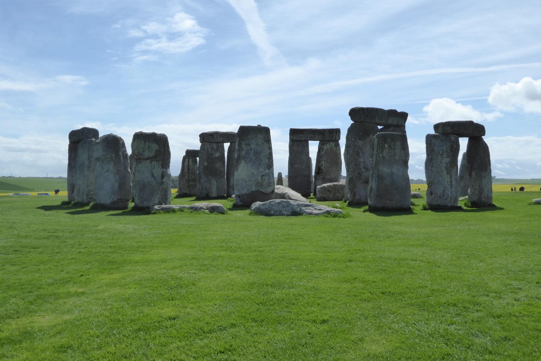 Kreuzfahrt 2018: Southampton: Beeindruckende Stonehenge
