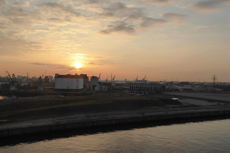 Geschützt: Kreuzfahrt 2018: Le Havre, Seetag und Hamburg