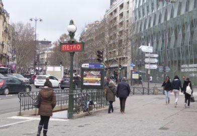 Paris – zu zweit – in 48 Stunden (Teil 1)
