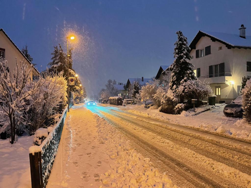 Geschützt: Rekordschnee in Obfelden